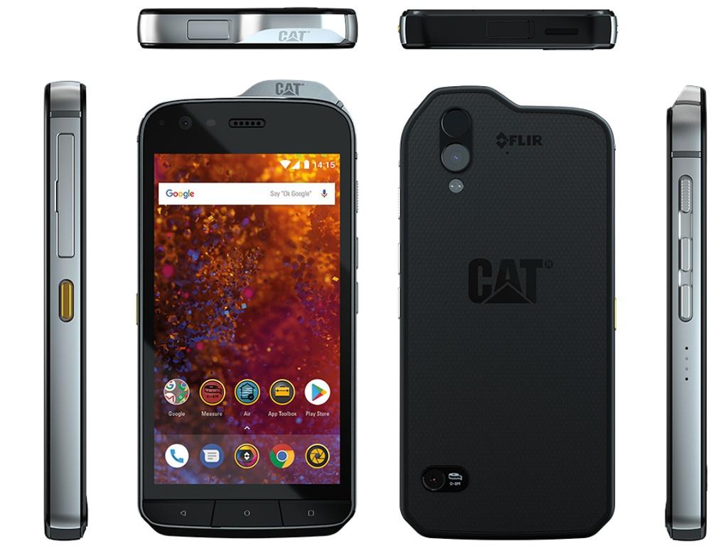 4020101 телефон Сотовый телефон Caterpillar CAT S61