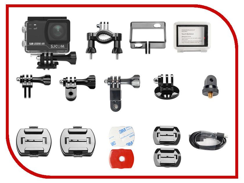 Купить Экшн-камера SJCAM SJ6 Legend Air Black
