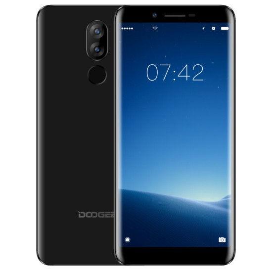 4020101 телефон Сотовый телефон Doogee X60L Black