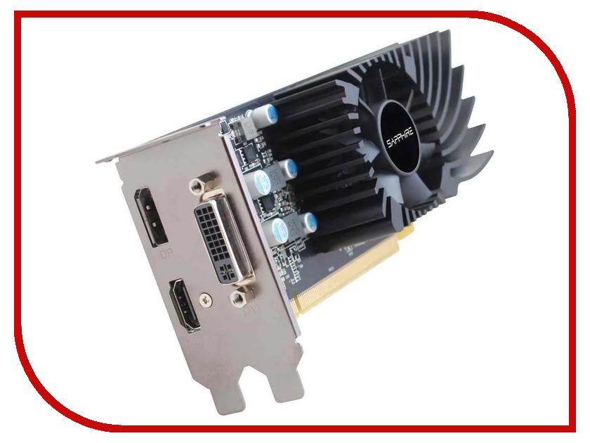 Видеокарта Sapphire Radeon RX 550 1206Mhz PCI-E 3.0 4096Mb 6000Mhz 128 bit DVI HDMI HDCP 11268-09-20G
