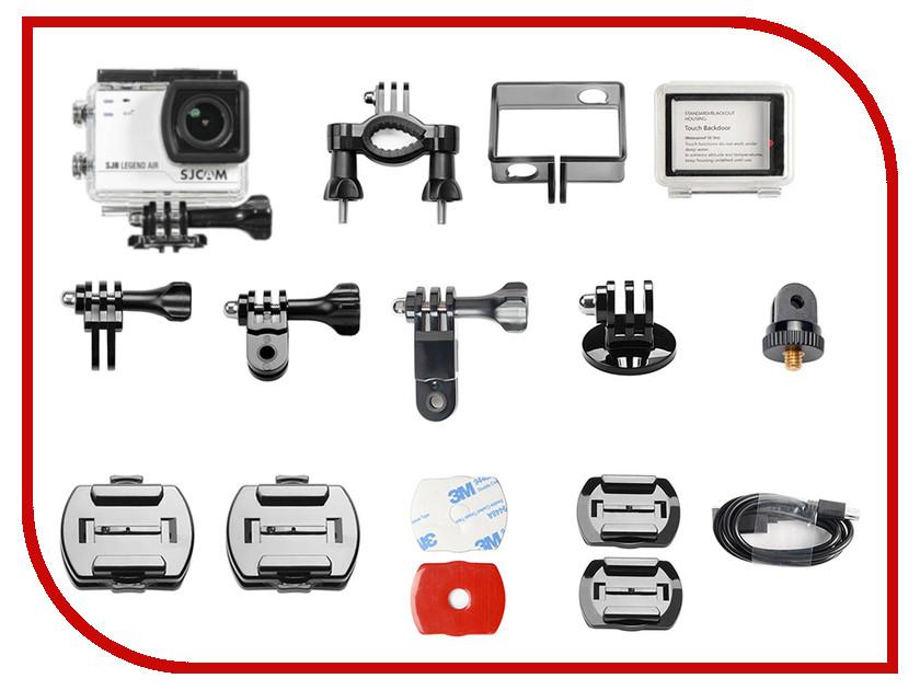 Купить Экшн-камера SJCAM SJ6 Legend Air White