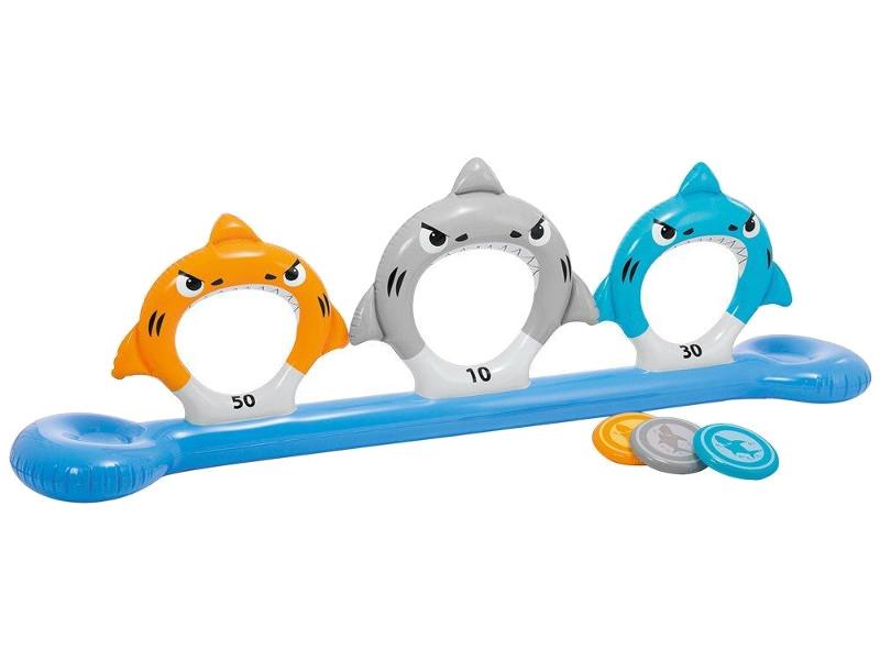 надувная кровать intex 67736 надувная кровать intex 67736 Надувная игрушка Intex Акулы 57501