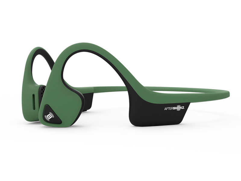 Наушники AfterShokz Trekz Air Forest Green AS650FG