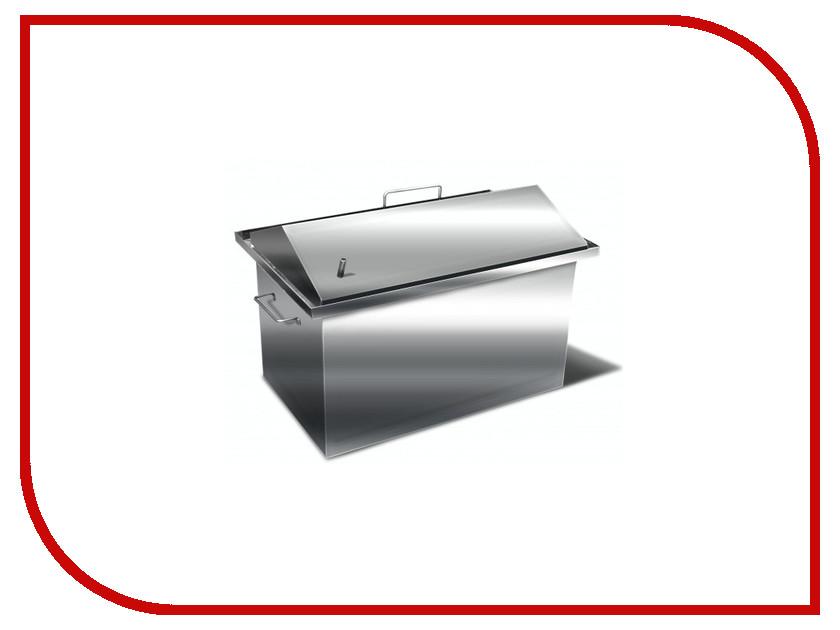 Купить Коптильня Ольховый дым Стандарт 400*200*200