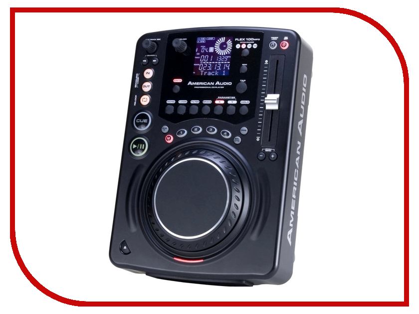 Купить CD-проигрыватель American Audio Flex 100 MP3