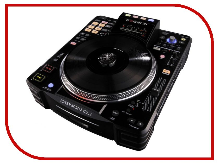 Купить CD-проигрыватель Denon DN-SC3900