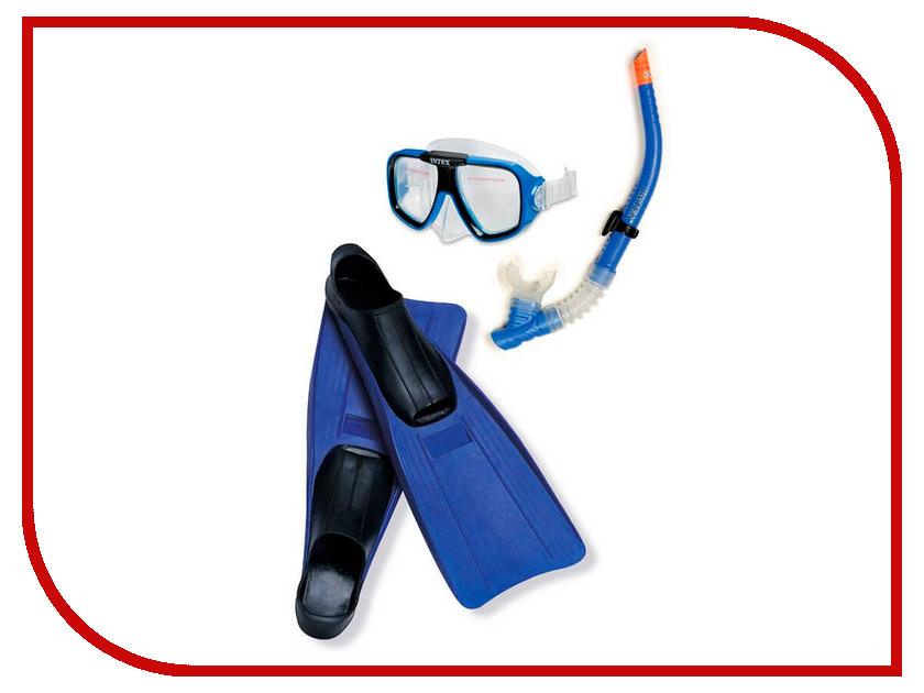Купить Набор маска + трубка + ласты Intex Reef Rider Sport Set 55957
