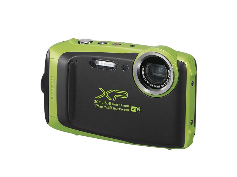 fujifilm s5 pro Фотоаппарат Fujifilm FinePix XP130 Lime