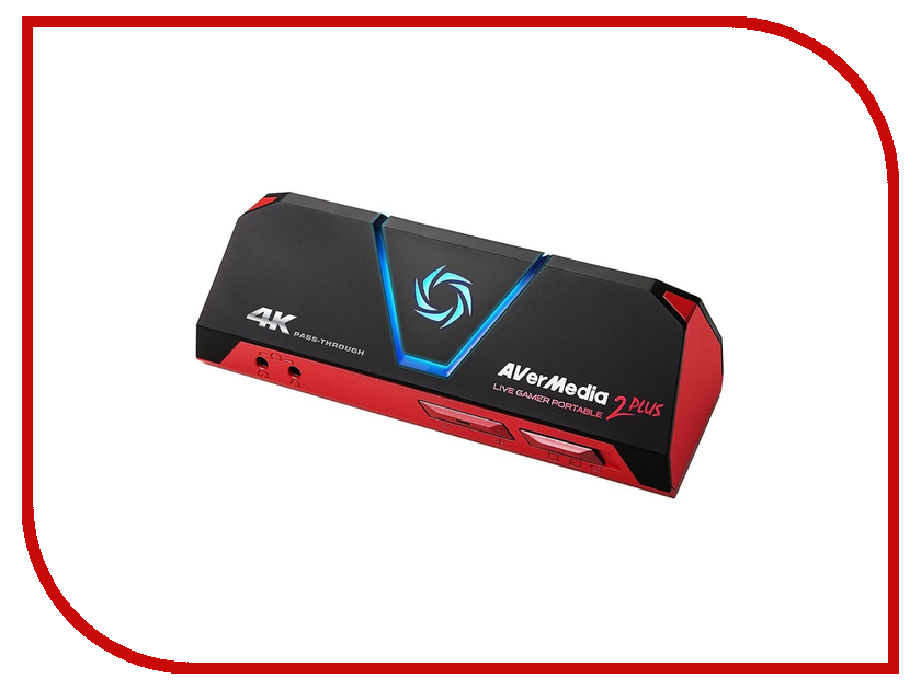 Купить AverMedia Live Gamer Portable 2 Plus