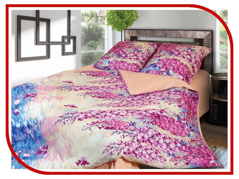 Купить Постельное белье Грация 4157-2 Комплект 1.5 спальный Фланель 2302786