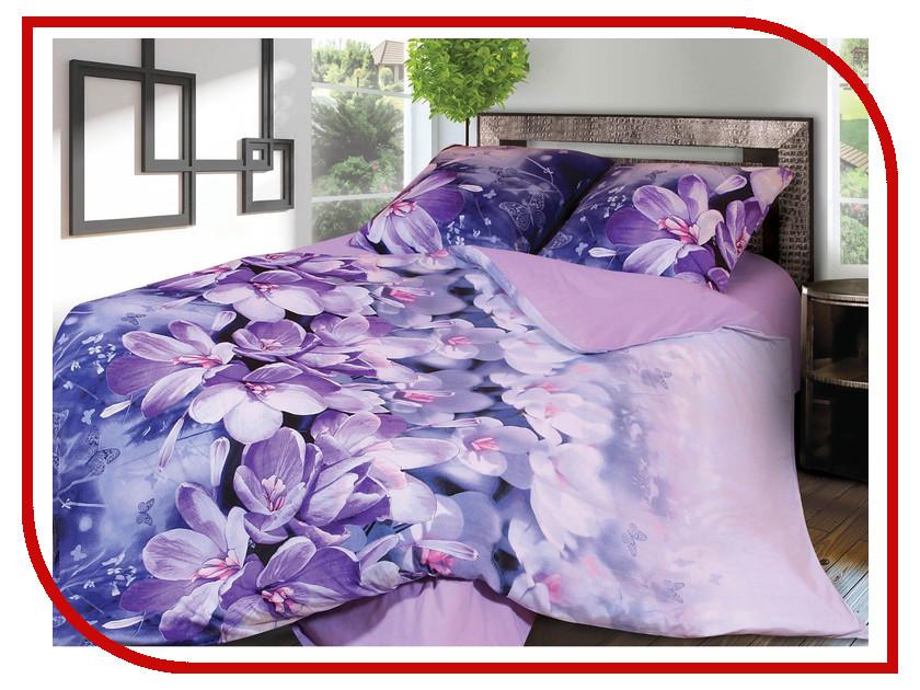 Купить Постельное белье Грация 4321-1 Комплект 1.5 спальный Фланель 2302787