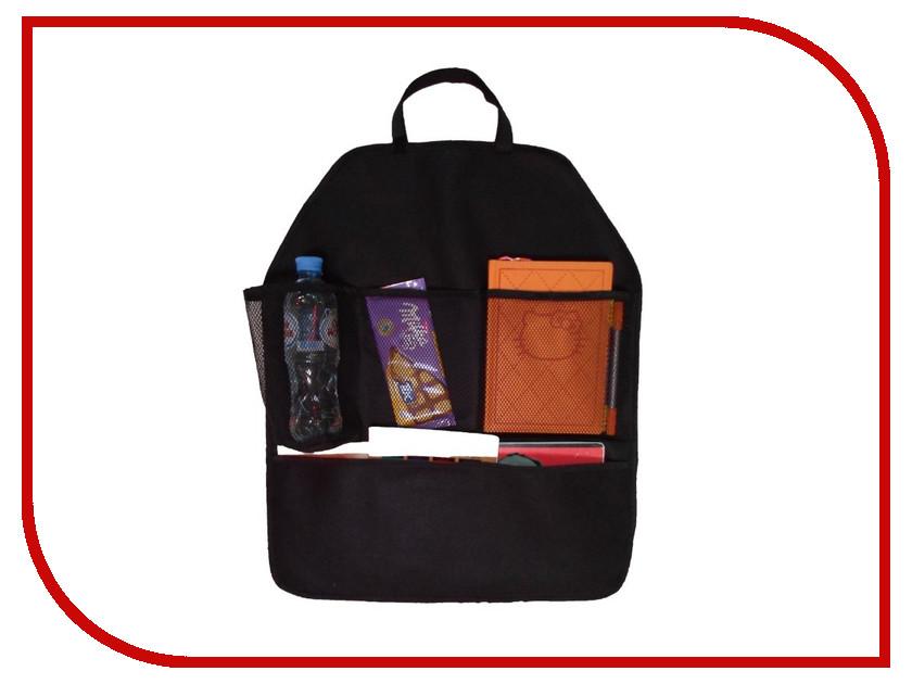 Купить Органайзер AvtoPoryadok на спинку сиденья Эко Black P17900Bl, Органайзер на спинку сиденья Эко