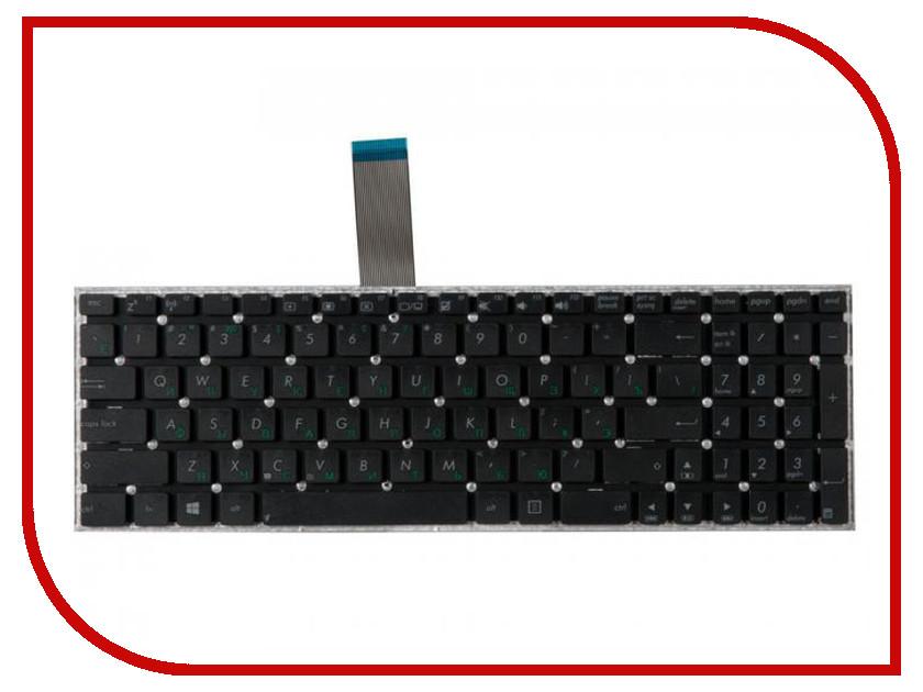 Купить Клавиатура RocknParts Zip для Asus X501/X550/X551/F552/X550Ea/X550Cc/X501A/X501U/X550L/X550La/X550Lb/X551C/X550Ca/X550Vb/X550Vc/F552C/F552Cl Black 372172
