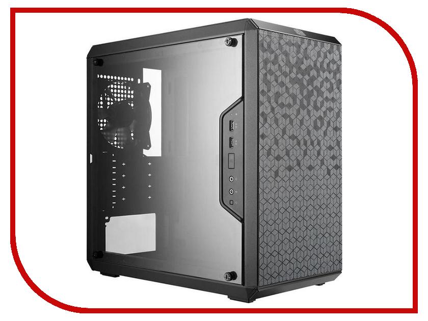 Купить Корпус Cooler Master MasterBox Q300L (MCB-Q300L-KANN-S00) Black