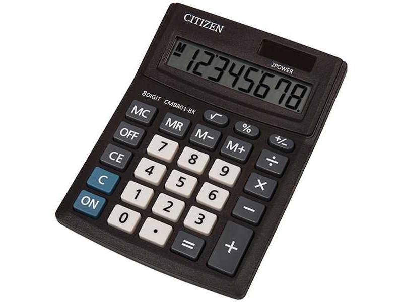 Калькулятор Citizen Business Line CMB801-BK