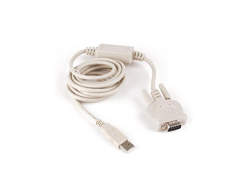 cablexpert usb com драйвер Аксессуар Gembird Cablexpert COM - USB DB9M/AM 1.8m UAS111