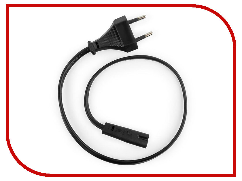Купить Кабель Gembird Cablexpert PC-184-VDE-0.5M 0.5m Black