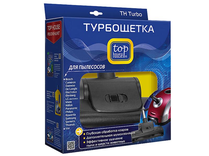 Турбощетка для пылесосов + переходник 32-35mm Top House Turbo 4660003390315
