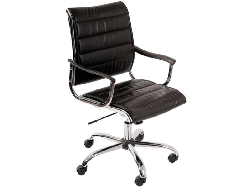 компьютерное кресло бюрократ ch 479 brown 1111448 Компьютерное кресло Бюрократ CH-994 Black