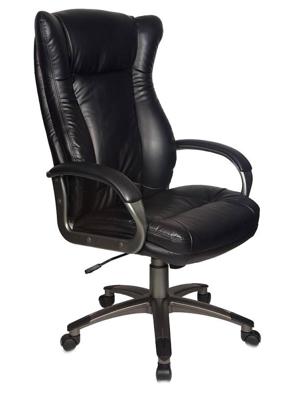 компьютерное кресло бюрократ ch 479 brown 1111448 Компьютерное кресло Бюрократ CH-879DG Black