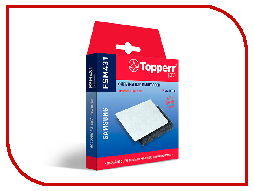 Купить Нера-фильтр Topperr FSM 431 для Samsung