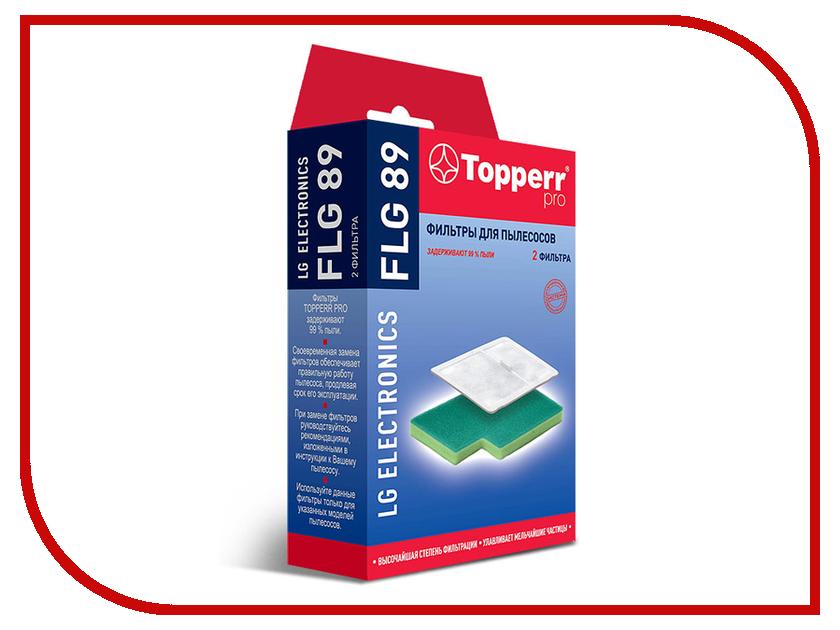 Купить Набор фильтров Topperr FLG 89 для LG / Electronics