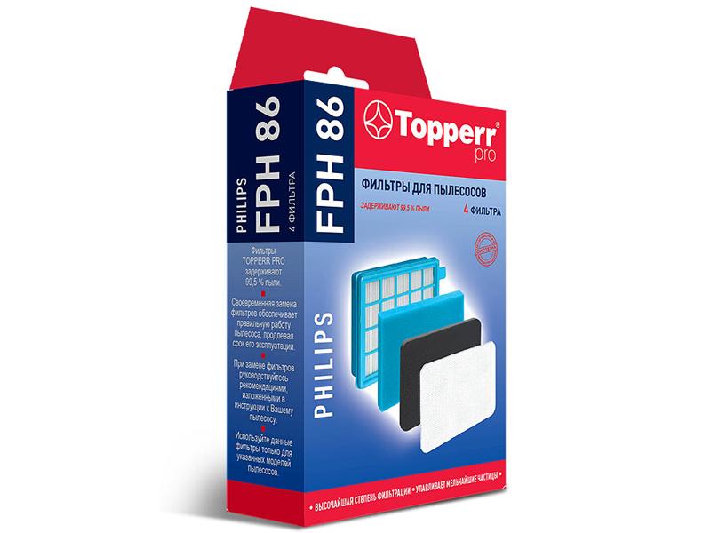 Купить Набор фильтров Topperr FPH 86 для Philips