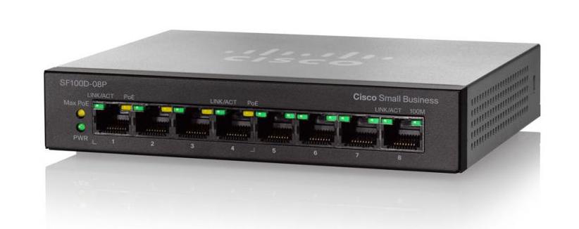 Cisco SF110D-08HP
