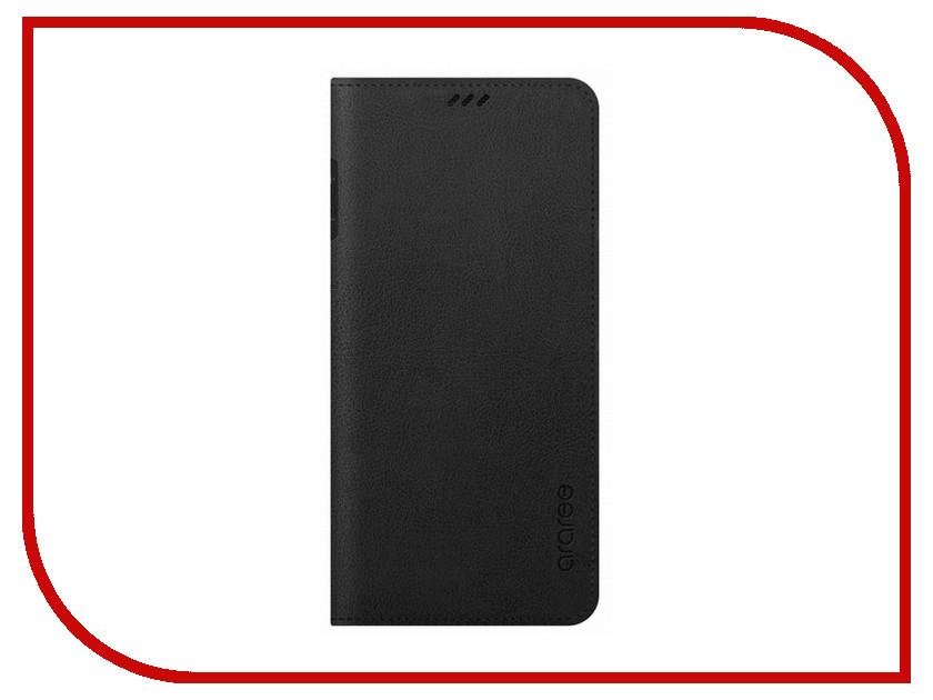 Купить Аксессуар Чехол Araree для Samsung Galaxy S9 Plus Mustang Diary Black GP-G965KDCFAIA