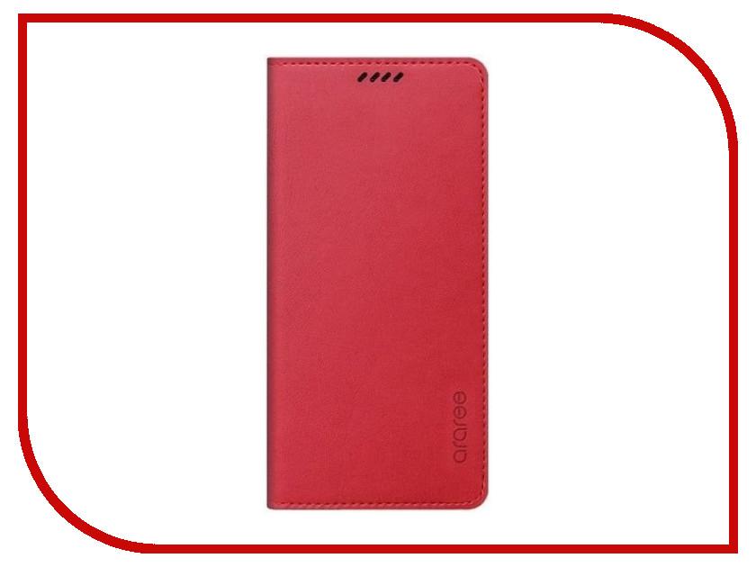 Купить Аксессуар Чехол Araree для Samsung Galaxy Note 8 Mustang Diary Red GP-N950KDCFAAE