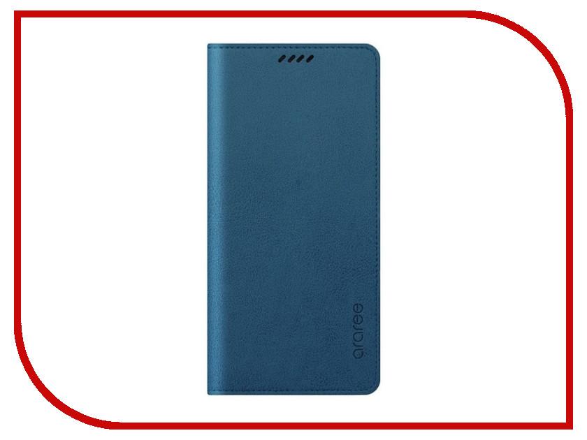 Купить Аксессуар Чехол Araree для Samsung Galaxy Note 8 Mustang Diary Blue GP-N950KDCFAAC