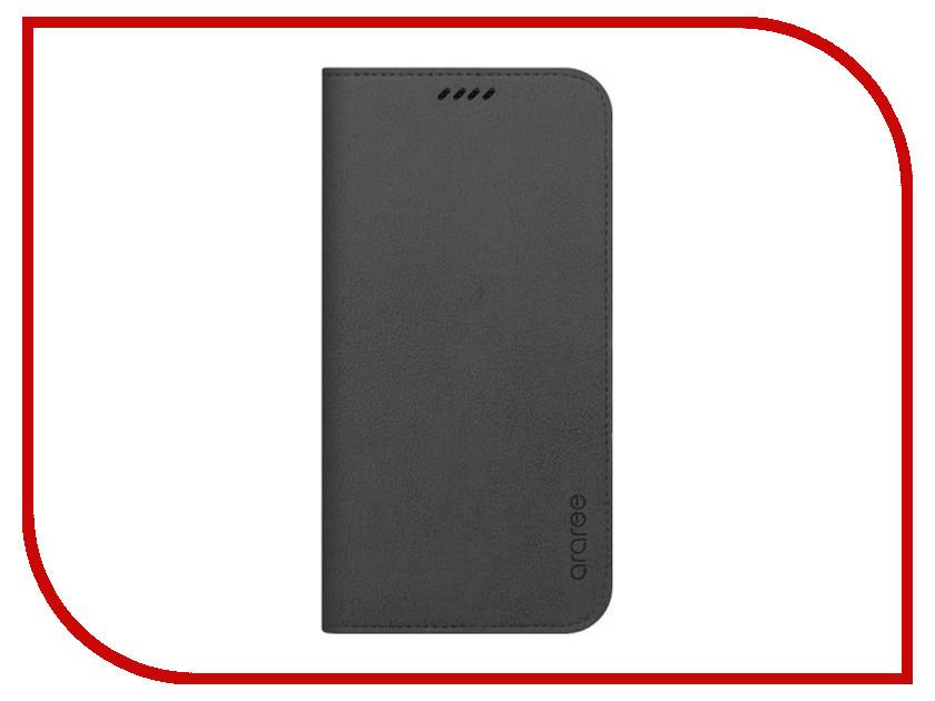Купить Аксессуар Чехол Araree для Samsung Galaxy Note 8 Mustang Diary Grey GP-N950KDCFAAB