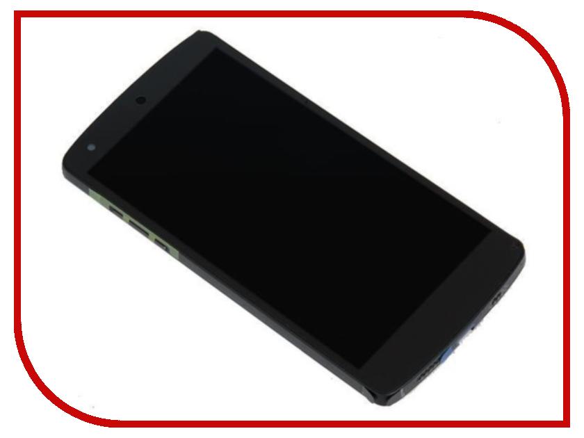 Купить Дисплей RocknParts Zip для LG Nexus 5 D821 Black 352453