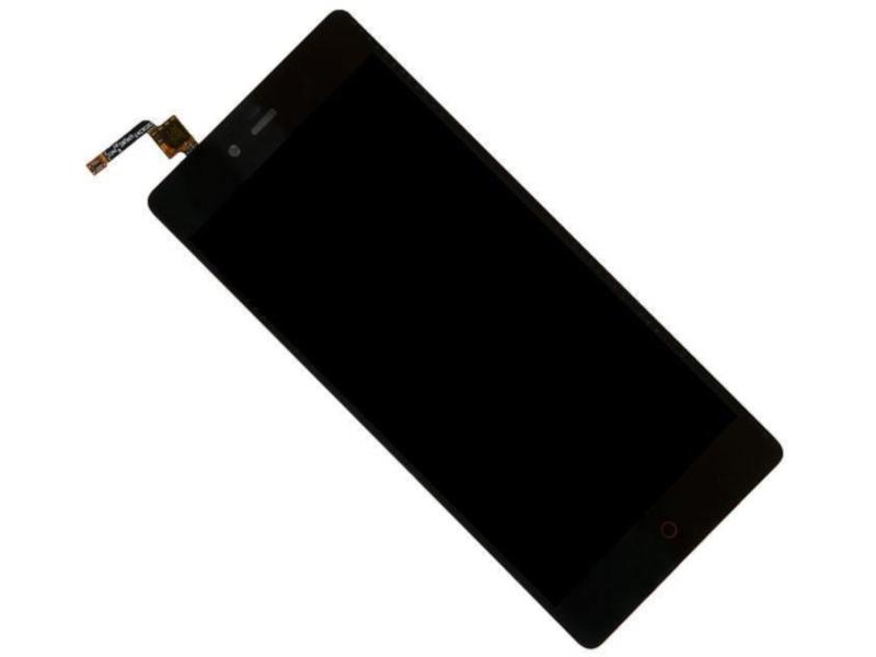 дисплей rocknparts zip для xiaomi mi max 2 black Дисплей RocknParts Zip для ZTE Nubia Z9 Max 456435