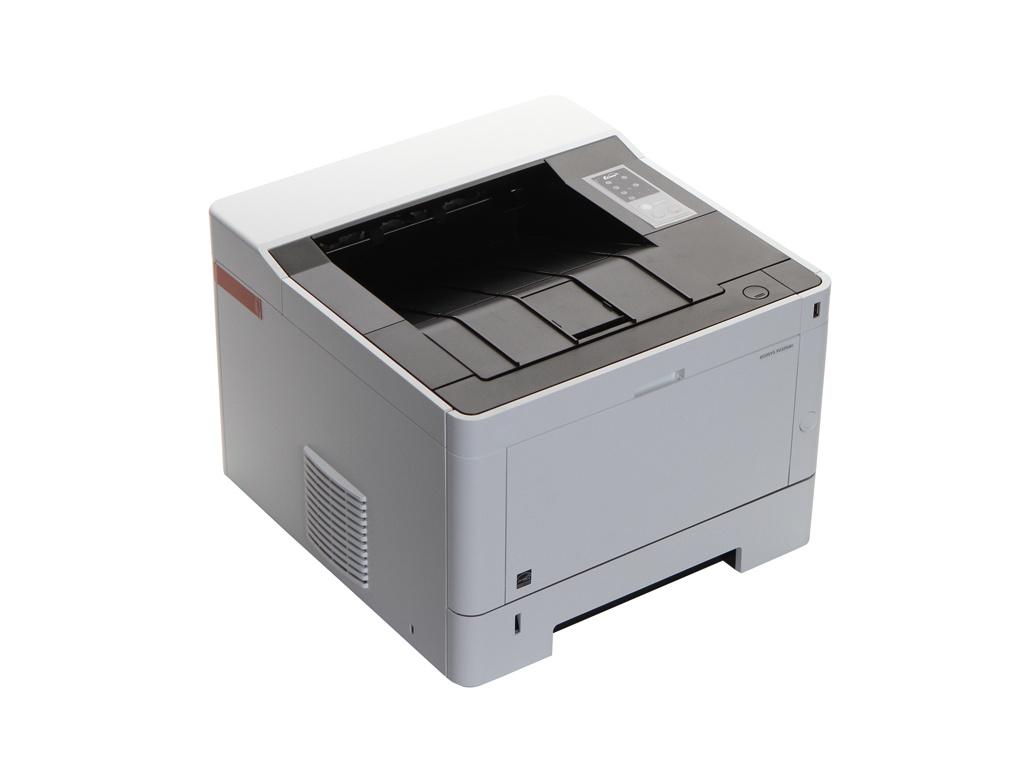 купить дешевый черно белый принтер Принтер KYOCERA ECOSYS P2335dn