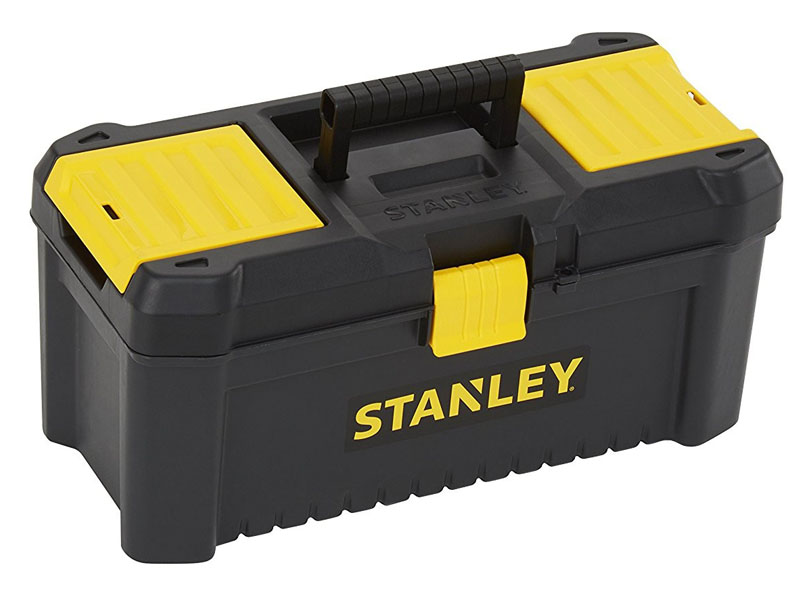рулетка stanley stht0 33559 Ящик для инструментов Stanley Essential TB STST1-75517