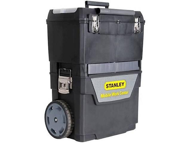Ящик для инструментов Stanley Mobile Work Center 2in1 1-93-968