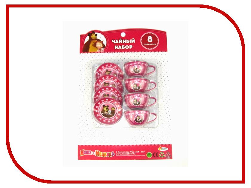 Купить Набор посуды Играем вместе Маша и Медведь H1688-R1