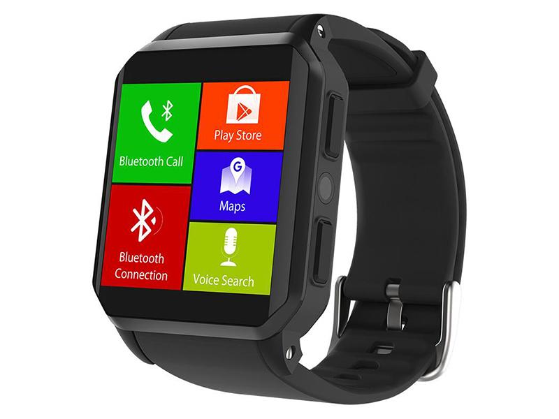 умные часы kingwear kw98 black Умные часы KingWear KW06 Black