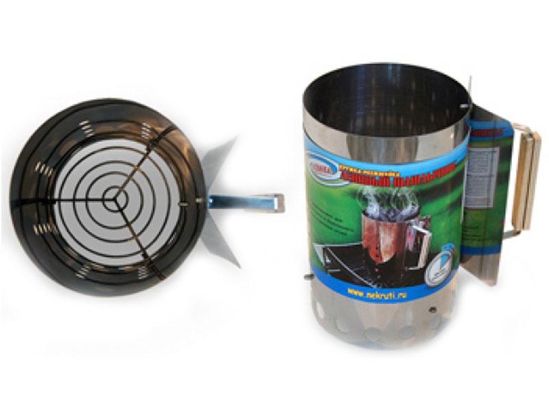 Стартер для розжига угля Ленивый шашлычник