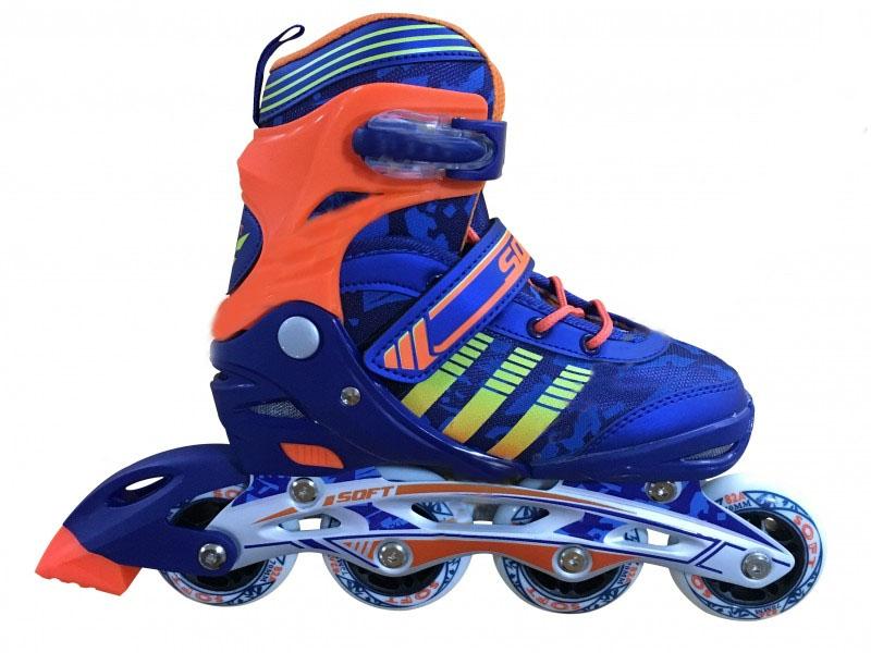 велоперчатки polednik f 3 р 10 l blue pol f 3 l blu Коньки Swan TE-991F-L р.38-41 Orange-Blue
