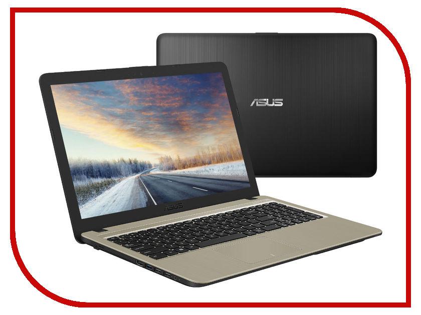 Купить Ноутбук ASUS X540NV-GQ072 90NB0HM1-M01310 (Intel Pentium N4200 1.1 GHz/4096Mb/500Gb/DVD-RW/nVidia GeForce 920MX 2048Mb/Wi-Fi/Bluetooth/Cam/15.6/1366x768/Endless)
