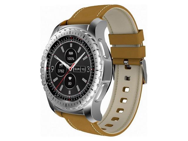 умные часы kingwear kw98 black Умные часы KingWear KW28 Silver