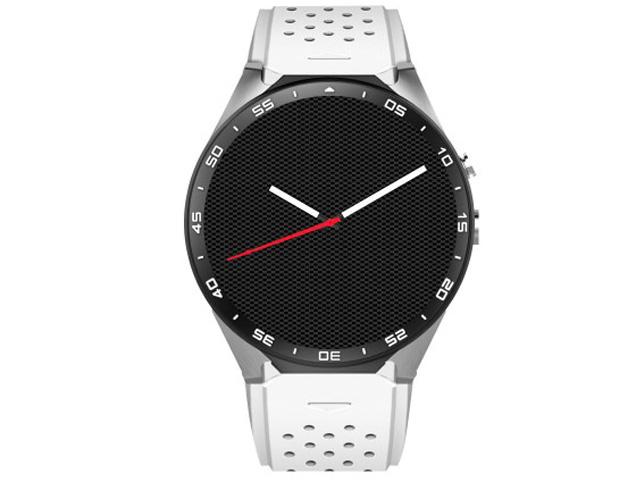 умные часы kingwear kw18 silver Умные часы KingWear KW88 White