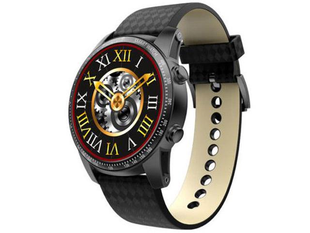 умные часы kingwear kw18 silver Умные часы KingWear KW99 Black