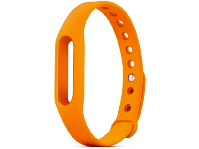 xiaomi mi band 2s Aксессуар Ремешок Activ for Xiaomi Mi Band Silicone Orange 83773
