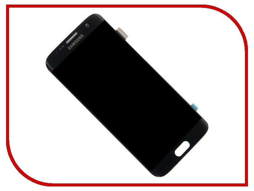 Купить Дисплей RocknParts Zip для Samsung Galaxy S7 Edge DS SM-G935FD Black Onyx