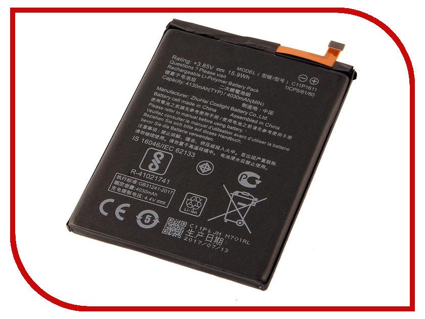 Купить Аккумулятор RocknParts Zip для Asus Zenfone 3 Max ZC520TL