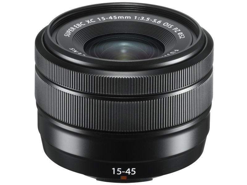 объектив fujifilm xf 56mm f 1 2 r Объектив Fujifilm XC 15-45mm f/3.5-5.6 OIS PZ Black