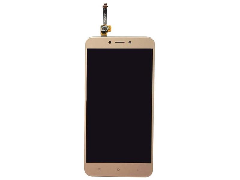 дисплей rocknparts zip для xiaomi mi max 2 black Дисплей RocknParts Zip для Xiaomi Redmi 4X Gold